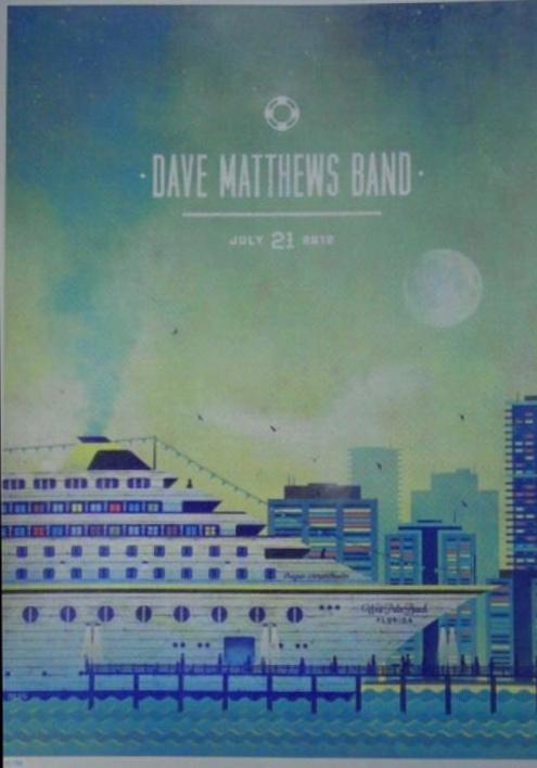 2012 07 21 cruzan amphitheatre dave matthews band. Black Bedroom Furniture Sets. Home Design Ideas